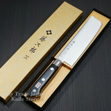 Tojiro DP Cobalt Alloy Steel by 3-Layers Nakiri Knife 165mm F-502