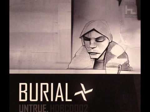Crepe Records recommends Burial Untrue