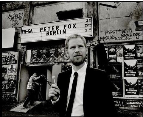 Crepe Records recommends Peter Fox