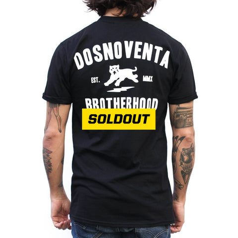 DOSNOVENTA BROTHERHOOD 2- BLACK