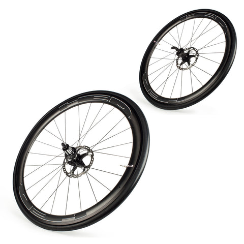 HED Jet 4 Plus DISC BRAKE Wheelset
