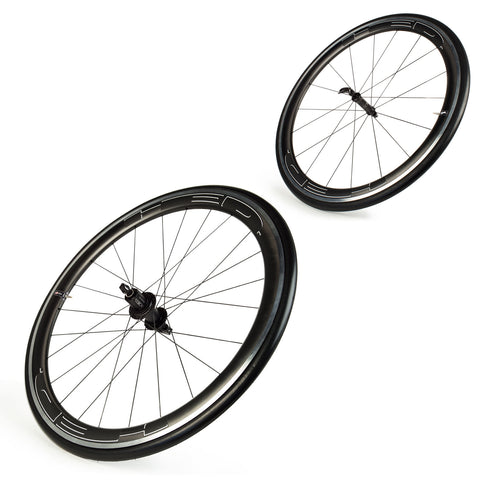 HED Jet 4 Plus Road Wheelset