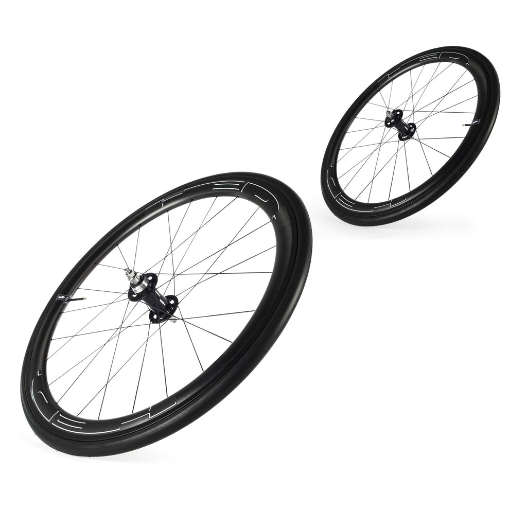 HED Jet 4 Plus  Wheelset TRACK