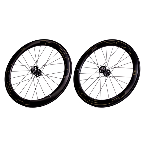 Dosnoventa Attaquer Team X HED Jet 6 (Front & Rear Clincher Wheelset)
