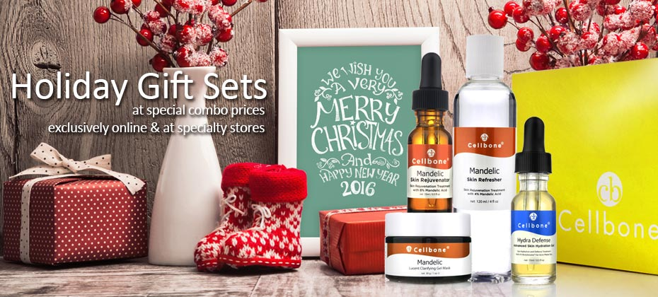 Online & Specialty Stores Exclusive ~ Holiday Gift Sets 2016