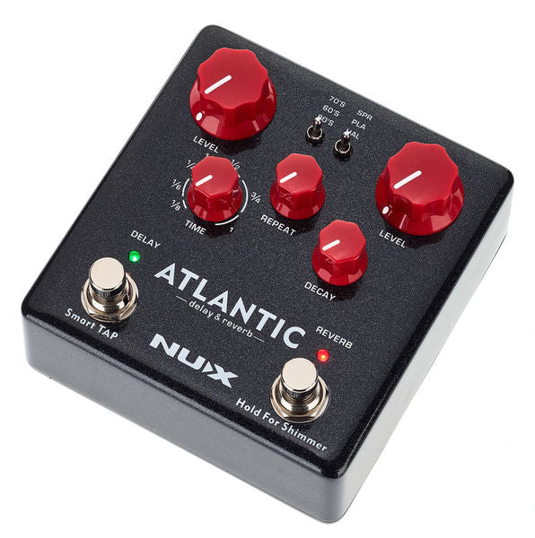 Nux Solid Atlantic Delay & Reverb
