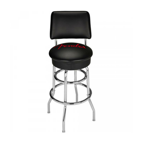 Fender® Vegan Leather Barstool, 34""