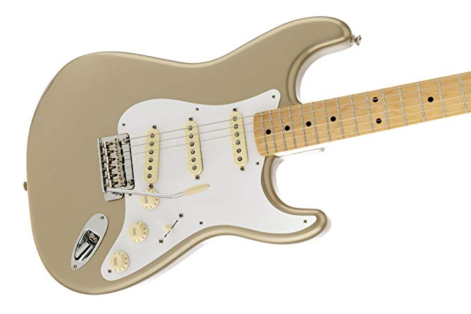 Fender Classic Player 50´S Statocaster Shoreline Gold W/Gig