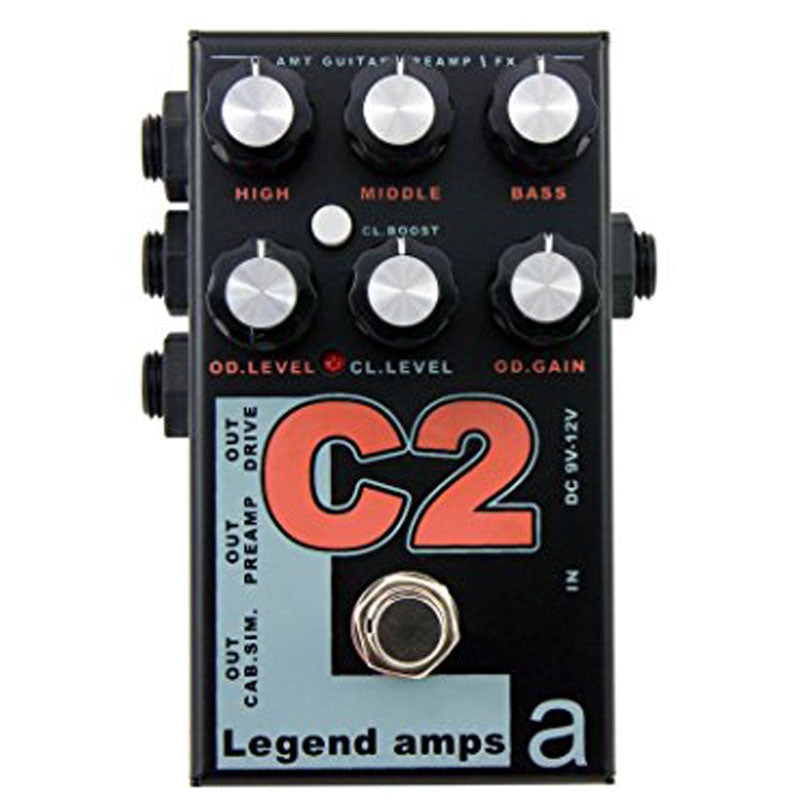AMT Legend Amps C2