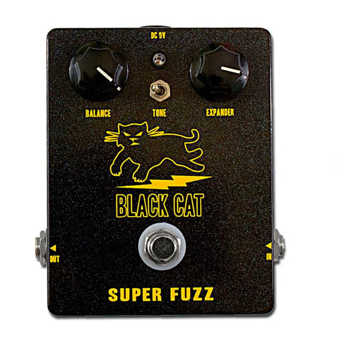 Black Cat Super Fuzz