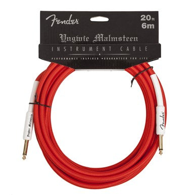 Fender Yngwie Malsmsteen Instrument Cable 20ft