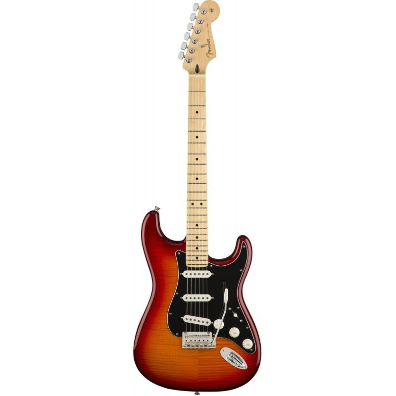 Fender Player Stratocaster Plus Top Aged Cherry
