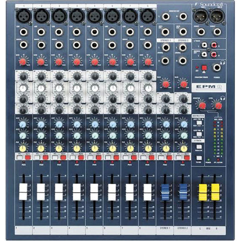 Soundcraft EPM6 Mixing Console