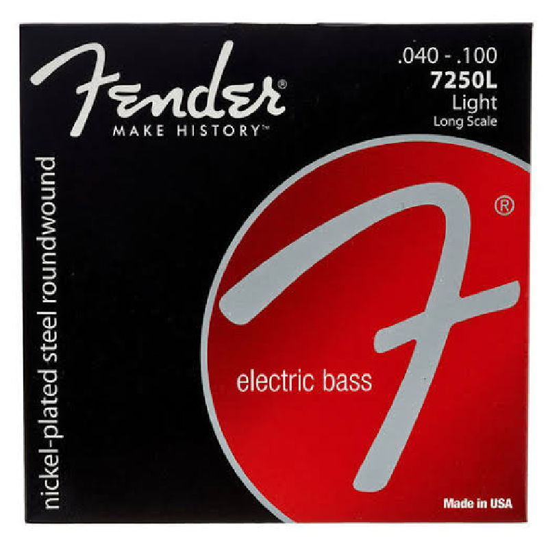 Fender 5 strings 45-125