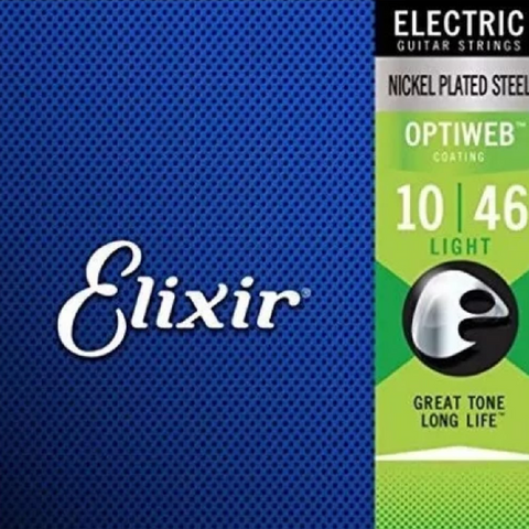 Elixir Optiweb 10-46 Custom Light