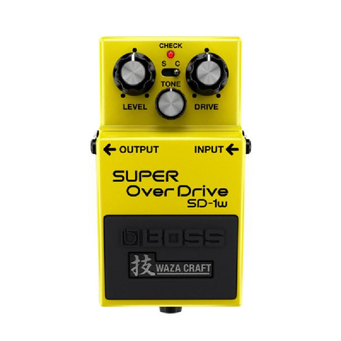 Boss Super Drive SD-1w