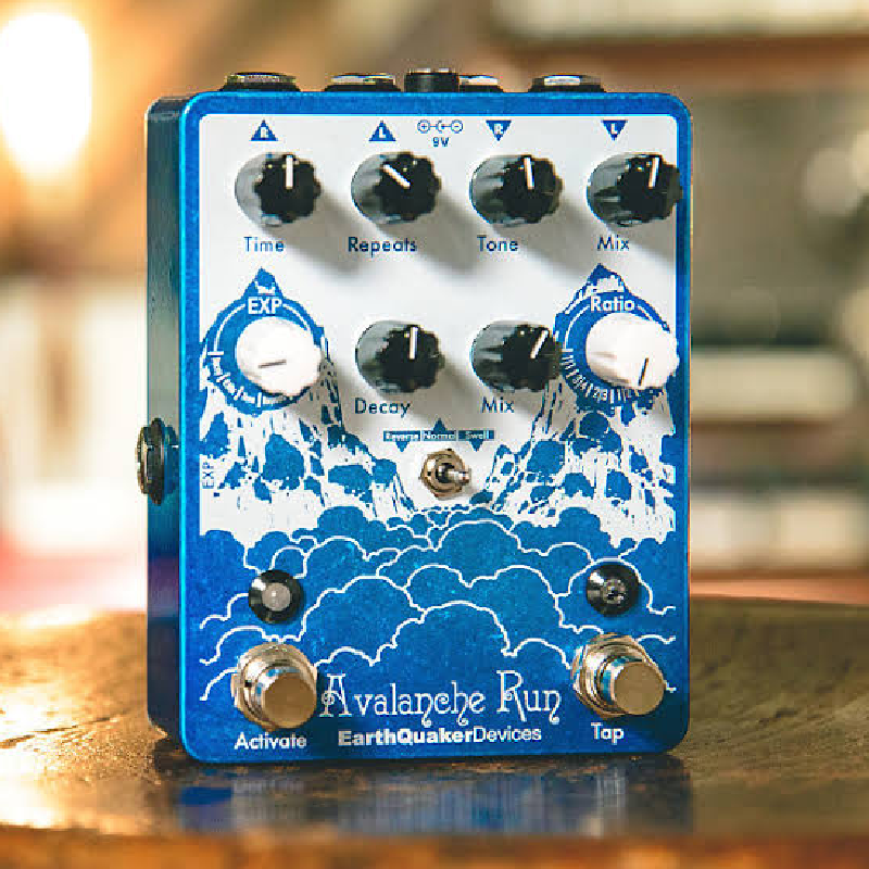 Earth Quaker Devices Avalanche Run v2