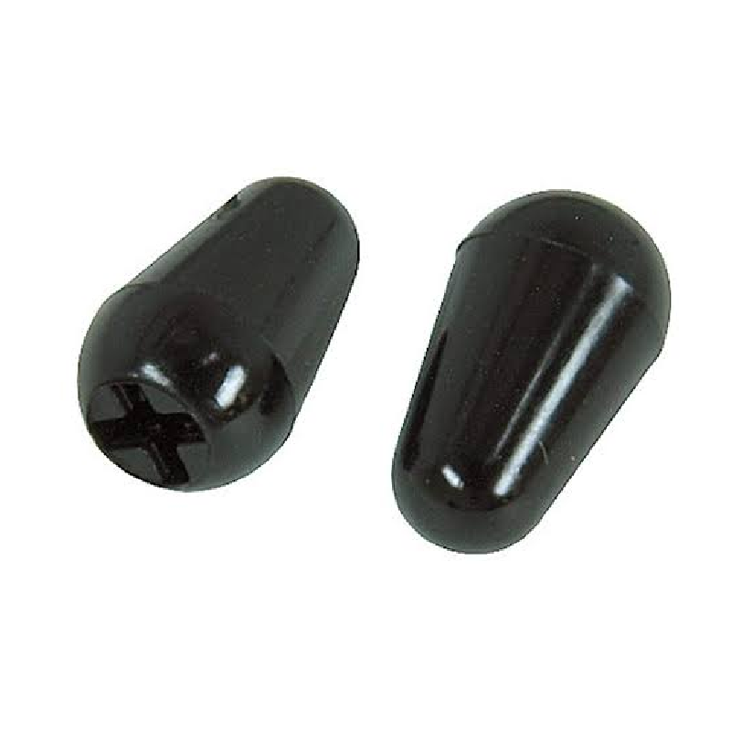 Original Strat Black Switch Tips