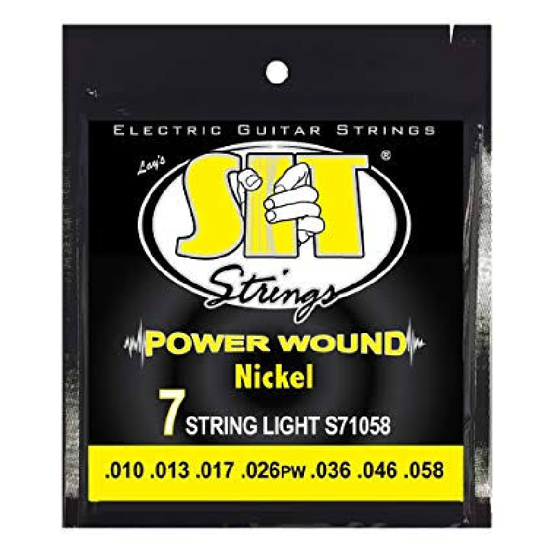 SIT S71058 7 Strings