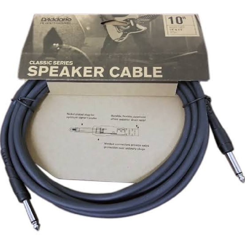 Cable Speaker Planet Waves PW-CSPK-10