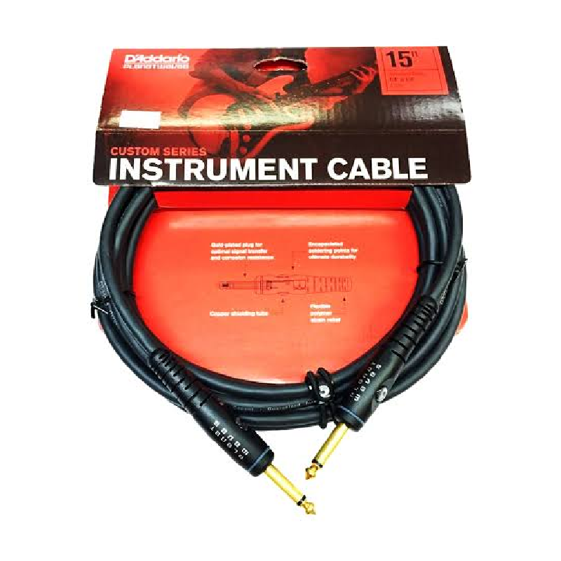 Cable de Instrumento Planet Waves PW-G-15 4.5m