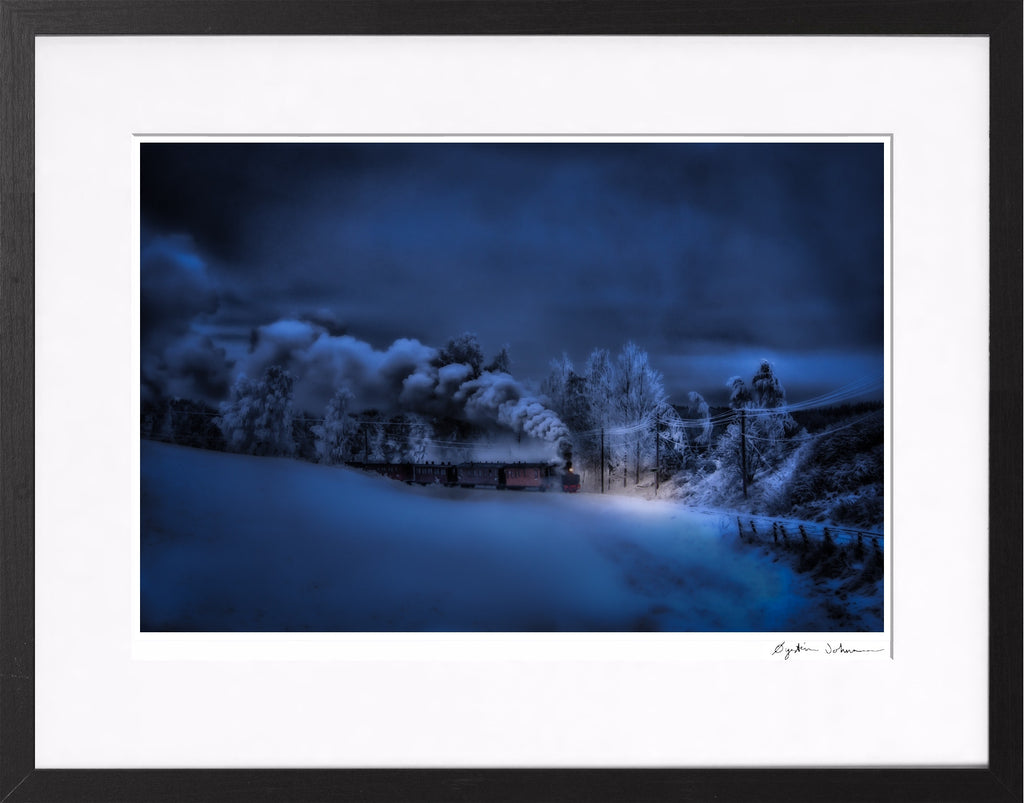 Vinternatt (Winter's night)