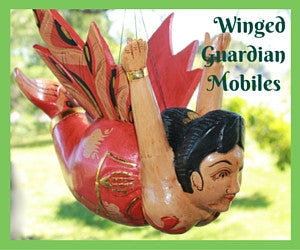Balinese Demon Chasers & Guardian Mobiles