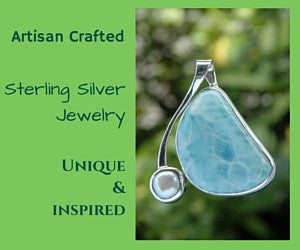 Artisan Crafted Silver Jewelry