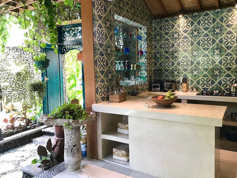 Balinese cottage for hire