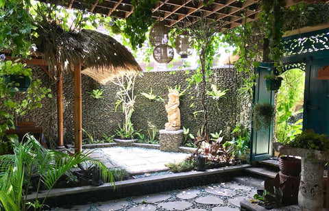 Bali bungalow for long term stay
