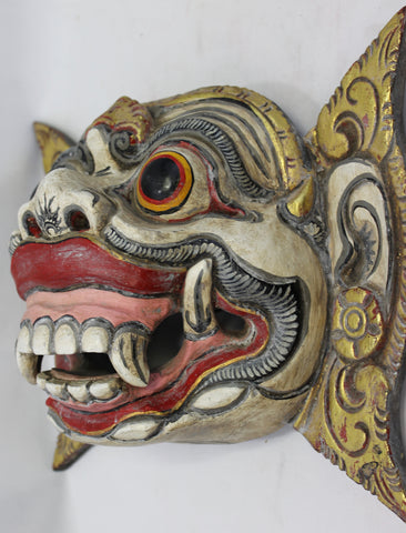 Balinese Hanuman The Monkey General MasK - Acadia World Traders