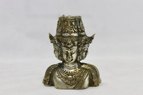 Brahma Bronze Statue - Acadia World Traders