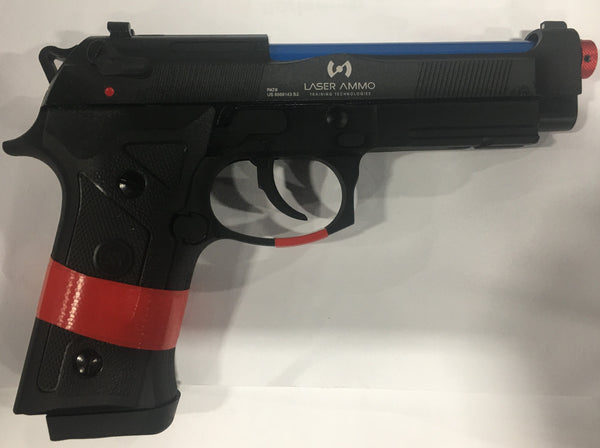 M9  Berretta style  REAL  training pistol