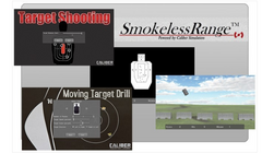 Smokeless Range 2.0 ® -Judgmental and Marksmanship Shooting Simulator