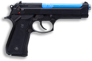 KWA M9  PTP training pistol