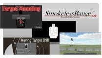 SMOKELESS RANGE 2.0 ® SIMULATOR WITH A SHORT THROW CAMERA $849.00 IN STOCK