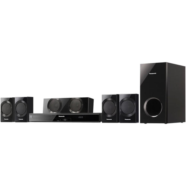Panasonic SC-BTT190 Energy Star 5.1-Channel 1000-Watt Full HD 3D Blu-Ray Home Theater System