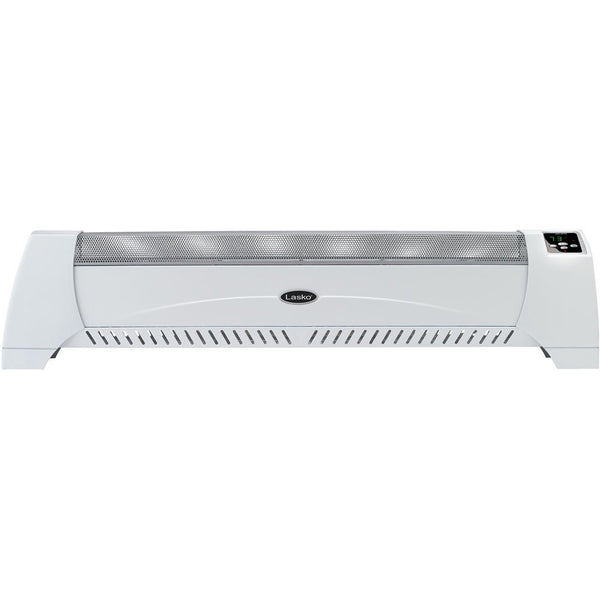 Lasko 5622 Low Profile Silent Room Heater, White