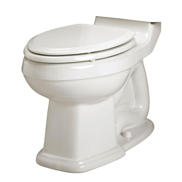 Portsmouth Champion Right Height Elongated Toilet Bowl