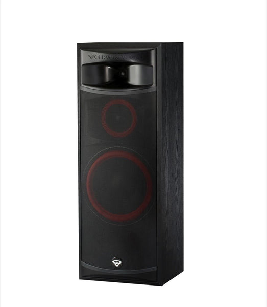 Cerwin-Vega XLS-12 3-Way Home Audio Floor Tower Speaker