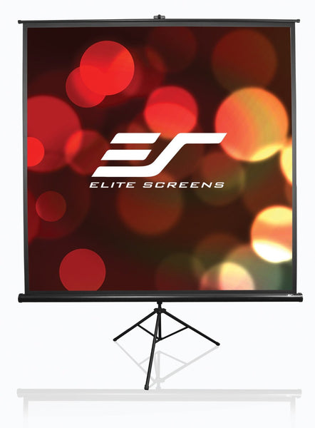 Elite Screens T100UWV1 Tripod Series Portable Projection Screen
