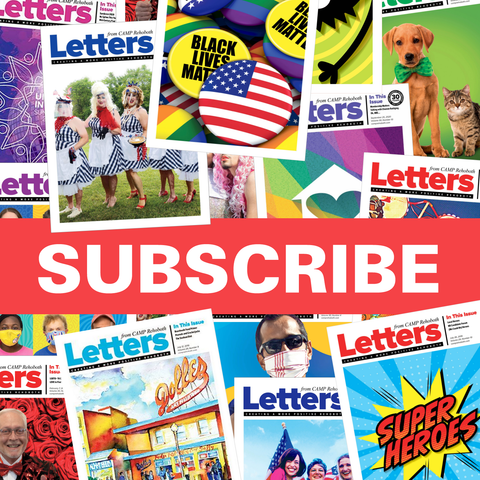 Subscription: Letters from CAMP Rehoboth