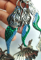 MERMAID & SEASHELLS MEASURING SPOONS SET