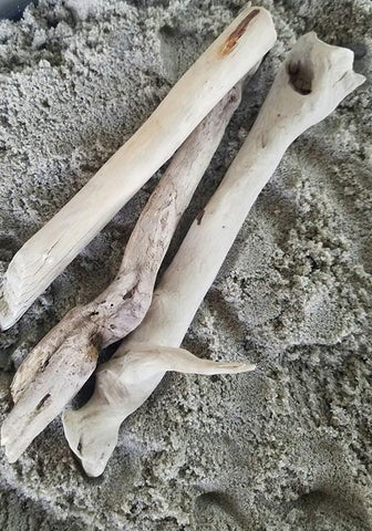 "7"" - 9"" 3 Pieces of Driftwood"