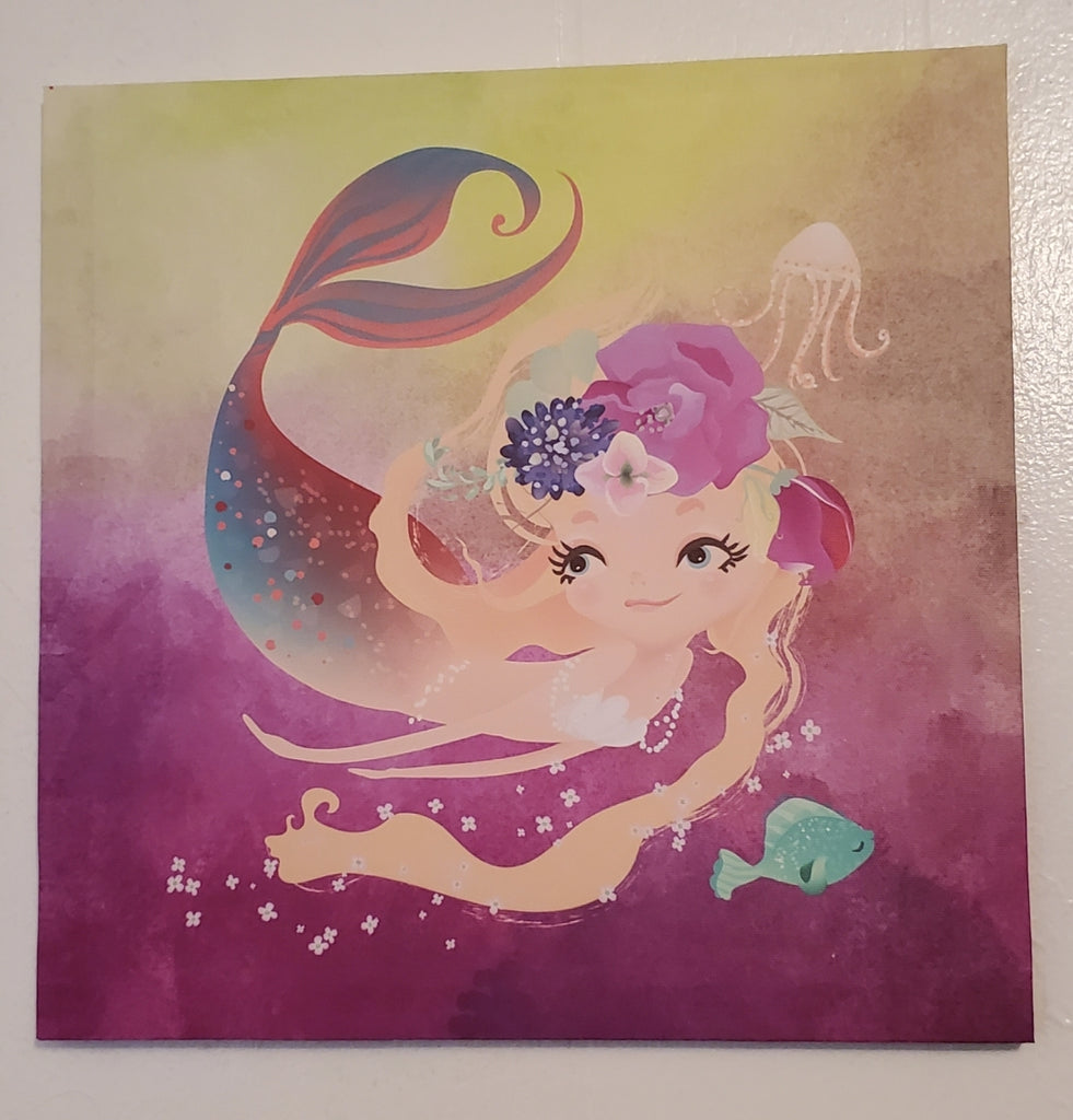 YOUNG MERMAID #2
