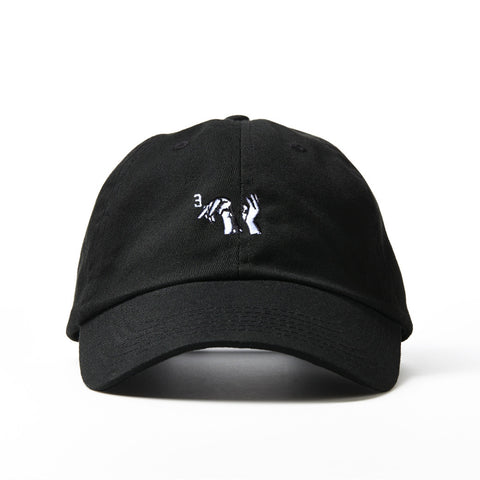 3 GOD CAP - ●BLACK●