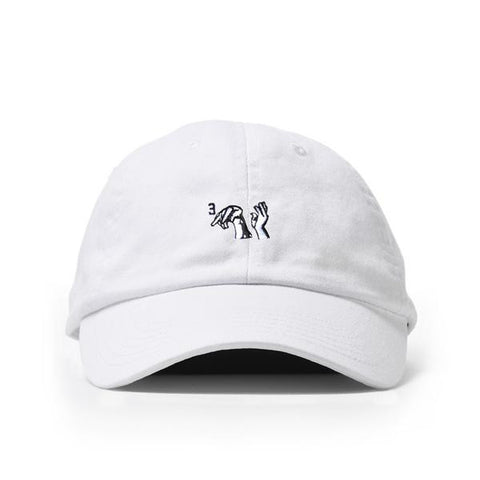3 GOD CAP - FASHION KILLA WHITE