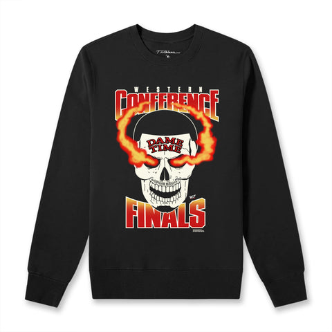 CONFERENCE FINALS CREW - BLACK (PREORDER)