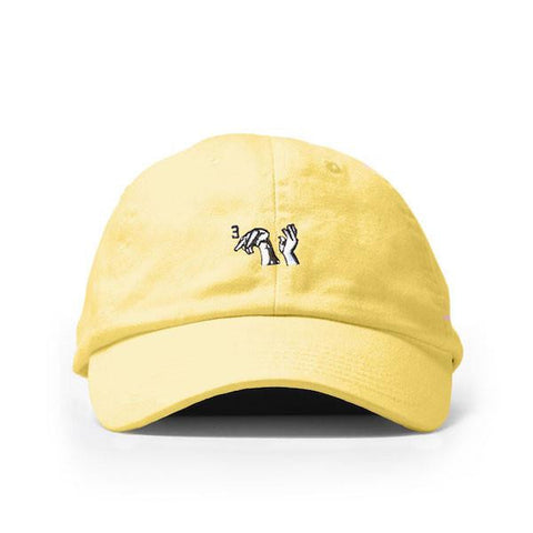 3 GOD CAP - YELLOW