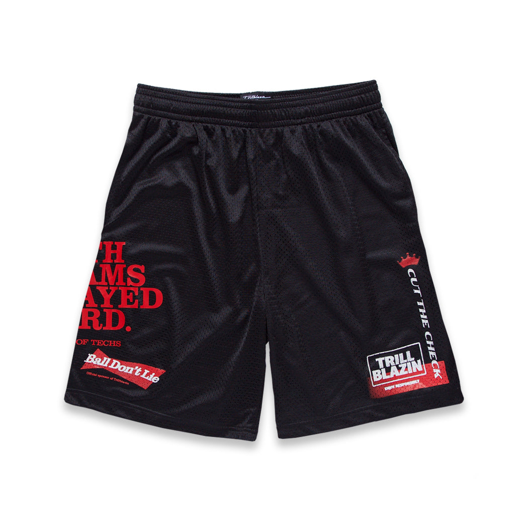 KING OF TECHS SHORTS- BRED